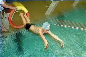 Cours de natation à Neuchateau
