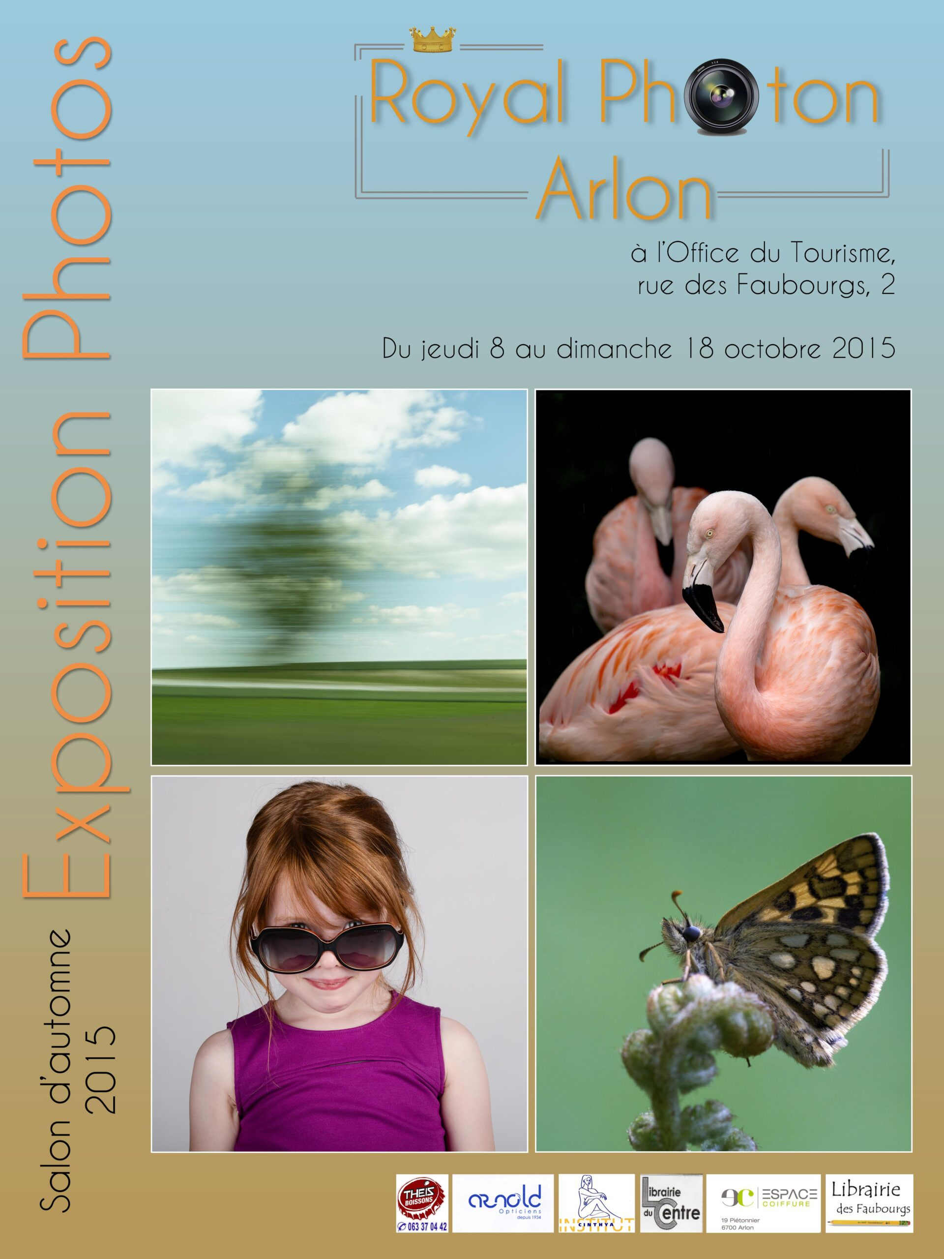 Affiche exposition ROTA