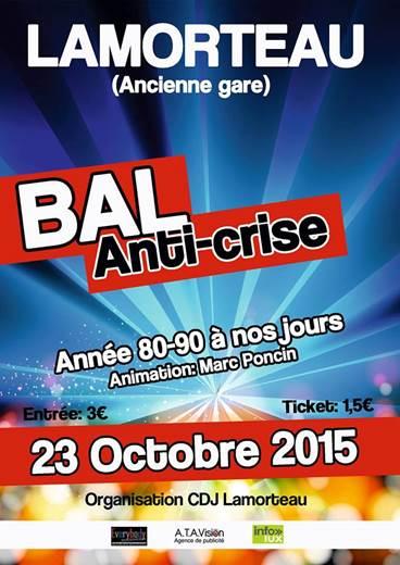 Fête d'octobre à Lamorteau