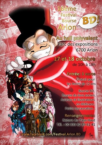 Festival BD à Arlon