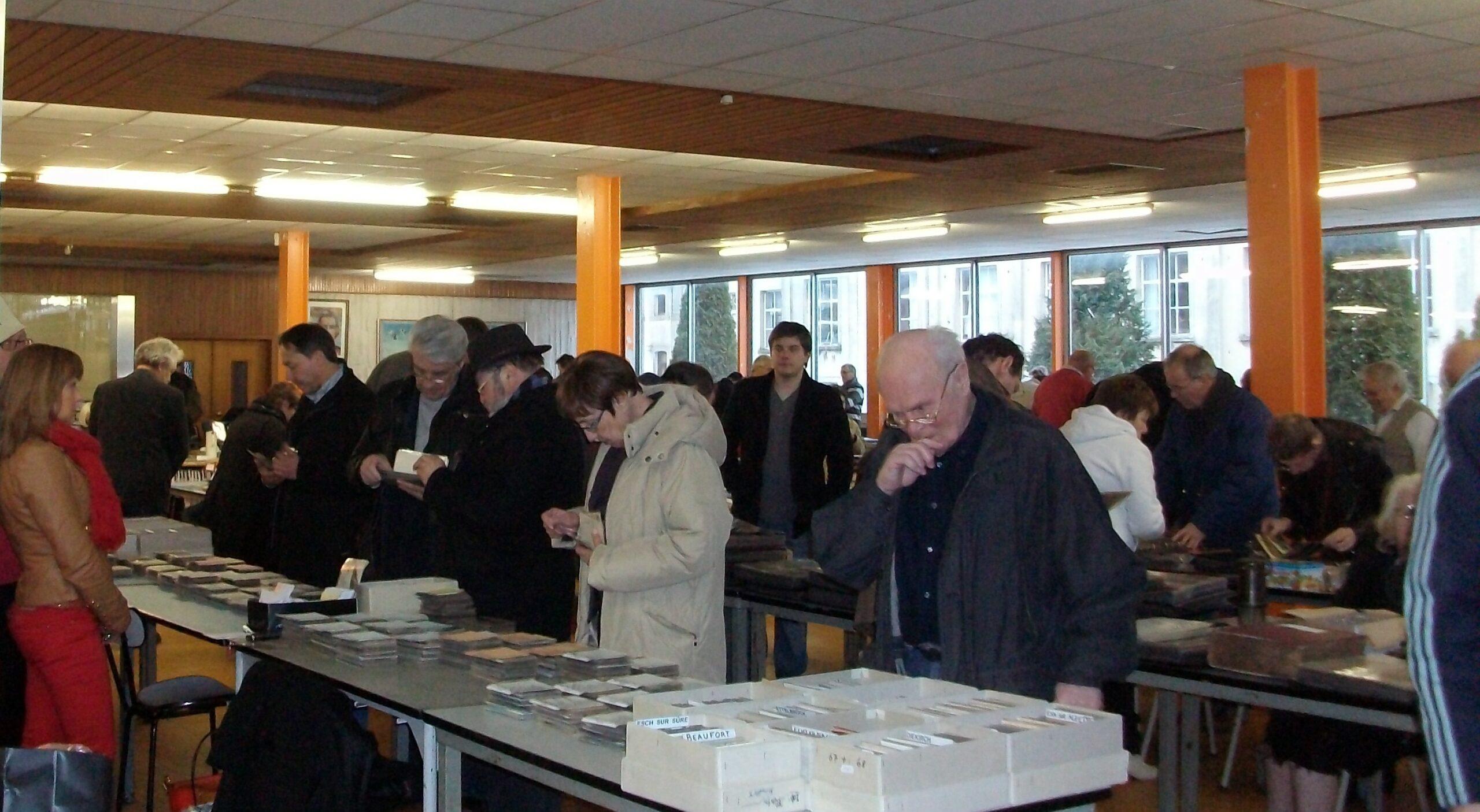 Bourse Internationale des Collectionneurs à Arlon