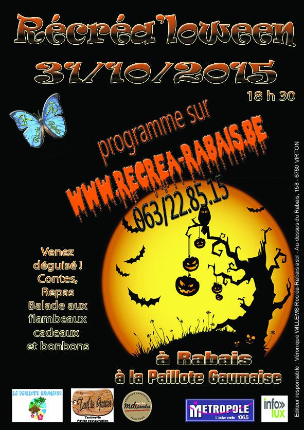 Halloween à Rabais