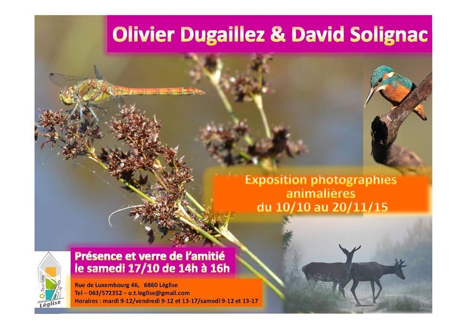 Exposition photos à Léglise