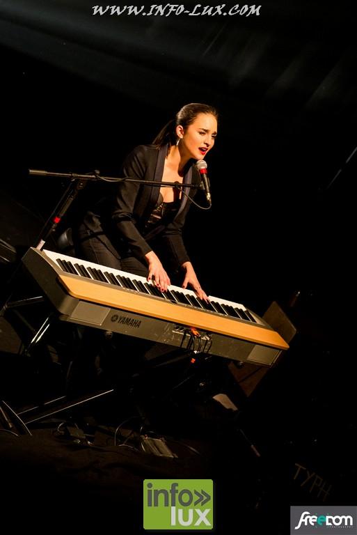 Concert de Typh Barrow à Bastogne