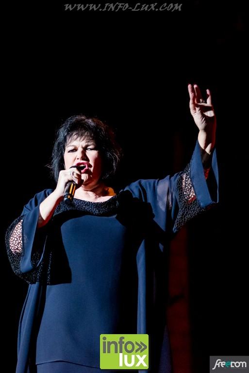 Concert de Maurane à Bastogne