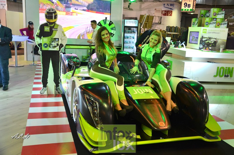 JOIN/Motor Show de Luxembourg Reportage Photos