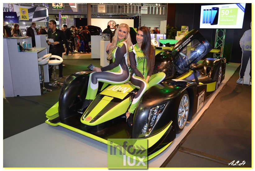 JOIN Motor Show de Luxembourg Reportage Photos