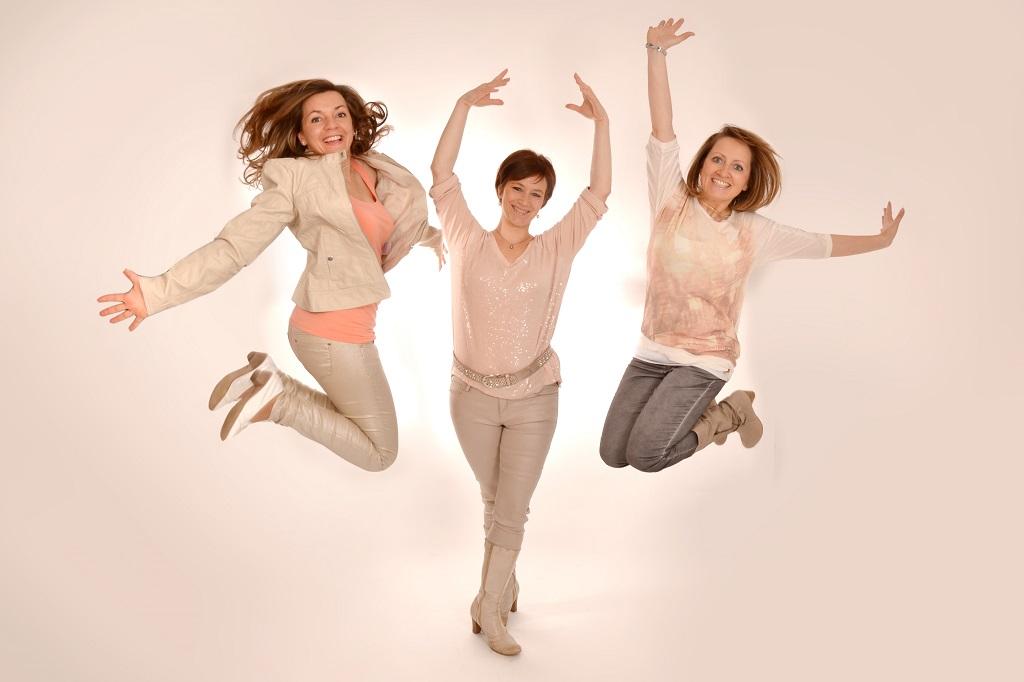 « Yalla » : un trio au féminin de la province de Luxembourg