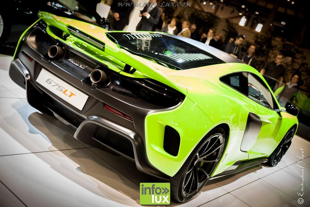 Salon de l'auto 2016 - photos reportage.