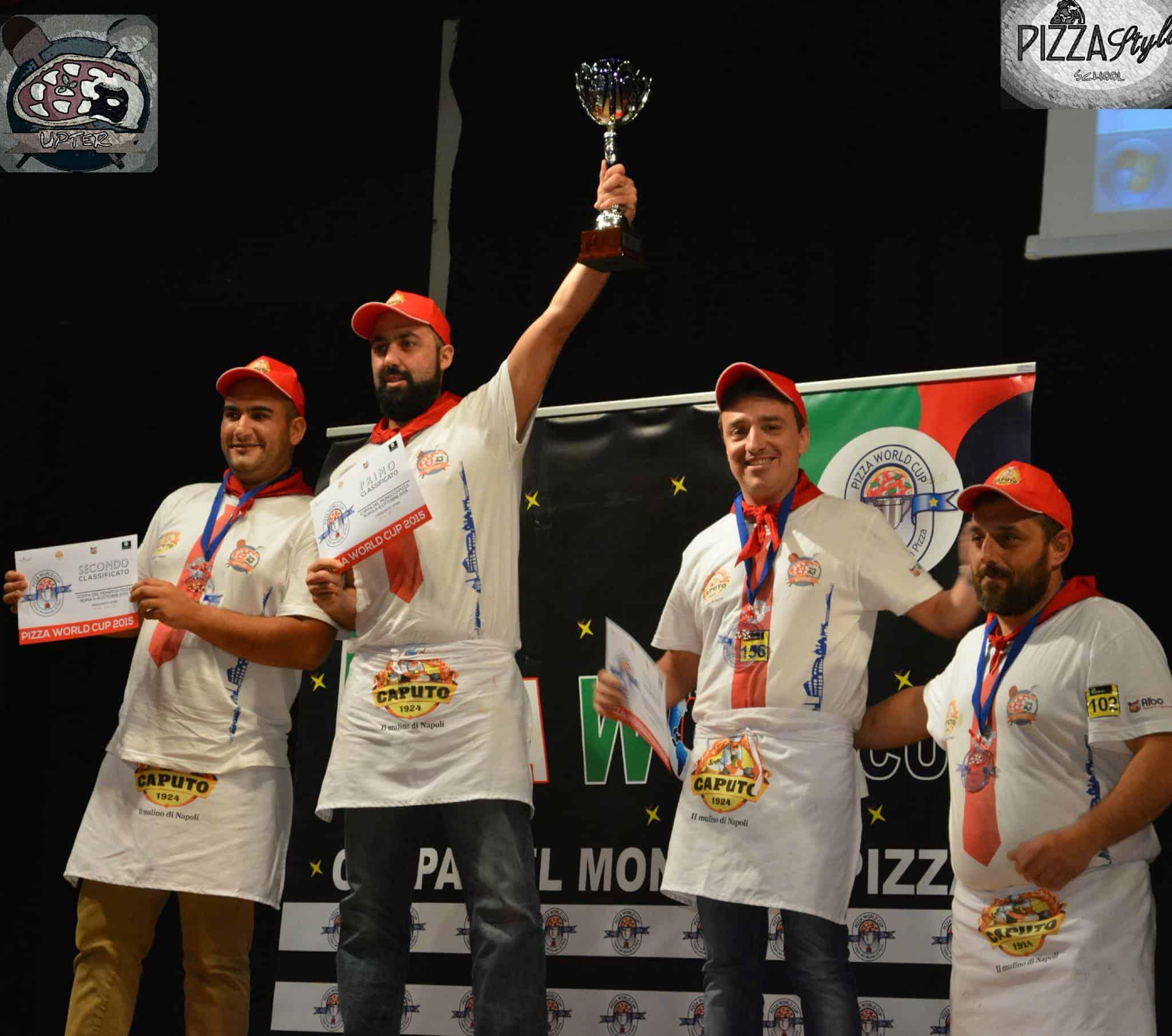 Nizar El Hajjaoui (Escobar), le Champion du Monde de la pizza, est Luxembourgeois !