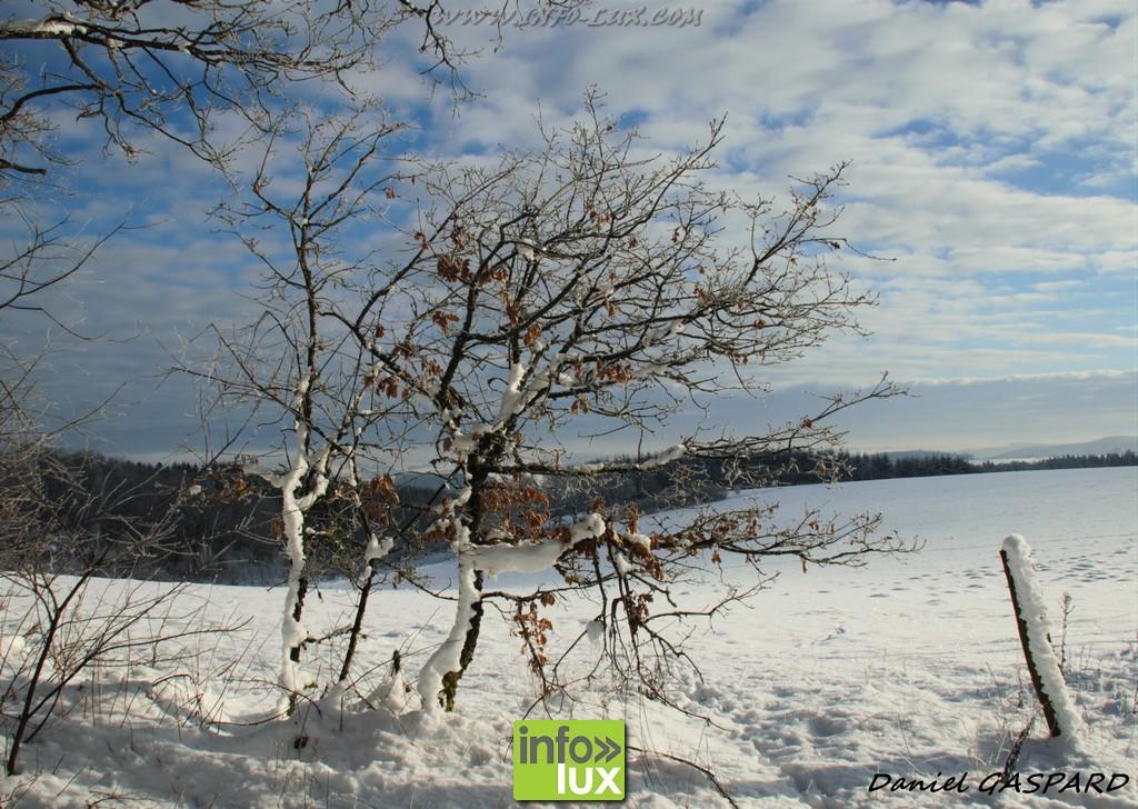 Photos du dégel en province de Luxembourg