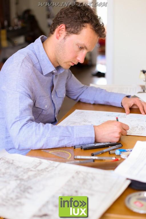 Vincent Henin – VHENIN – Dessinateur de BD