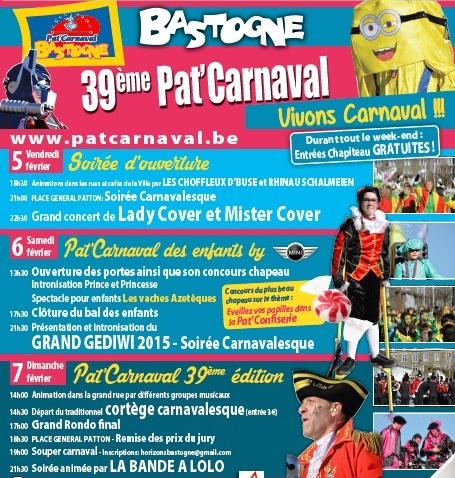 BAstogne pat Carnaval