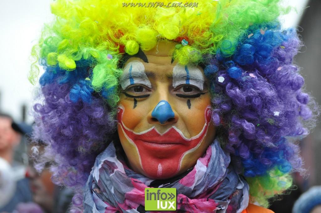 Carnaval de Barvaux.