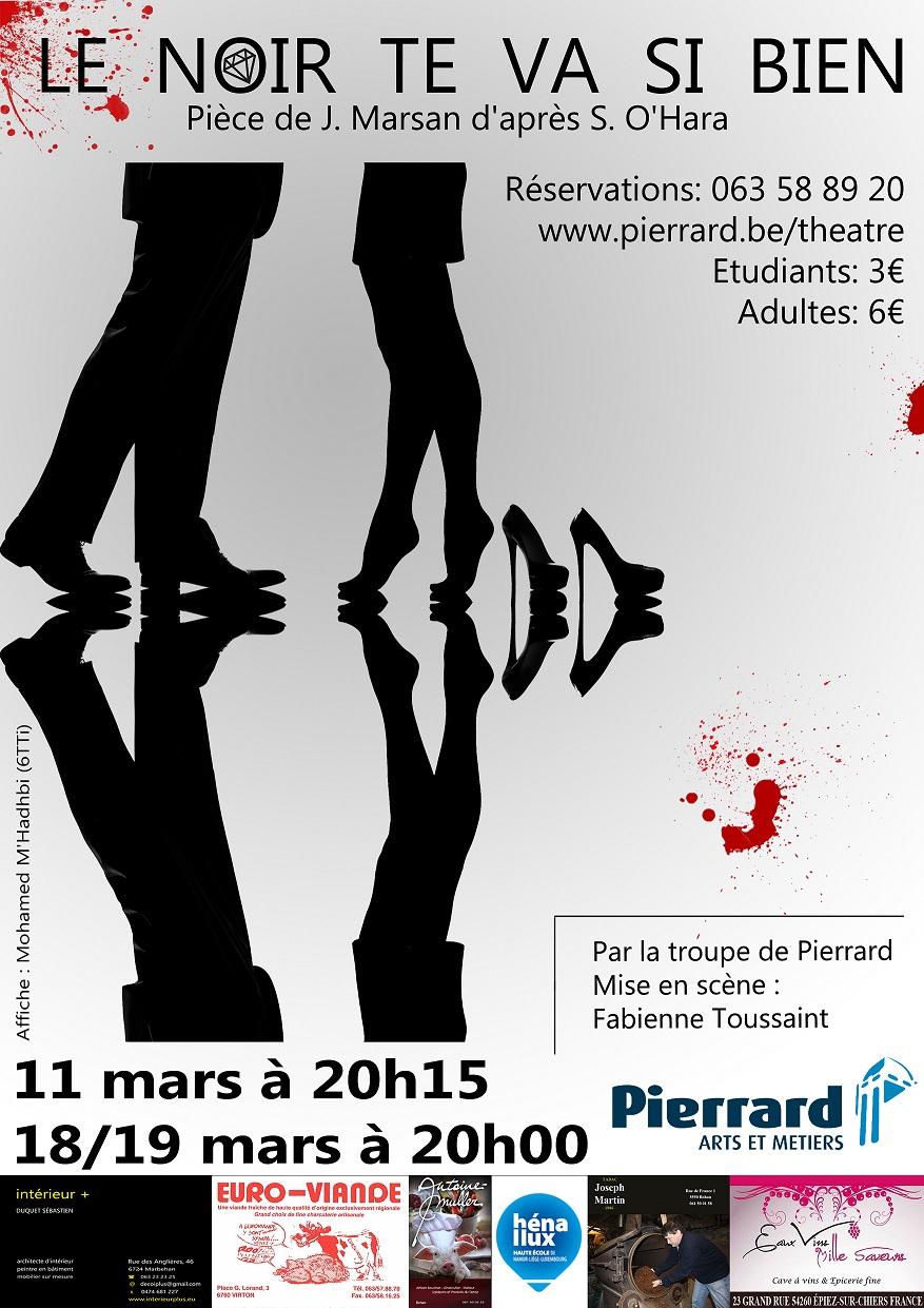 Théâtre à Pierrard