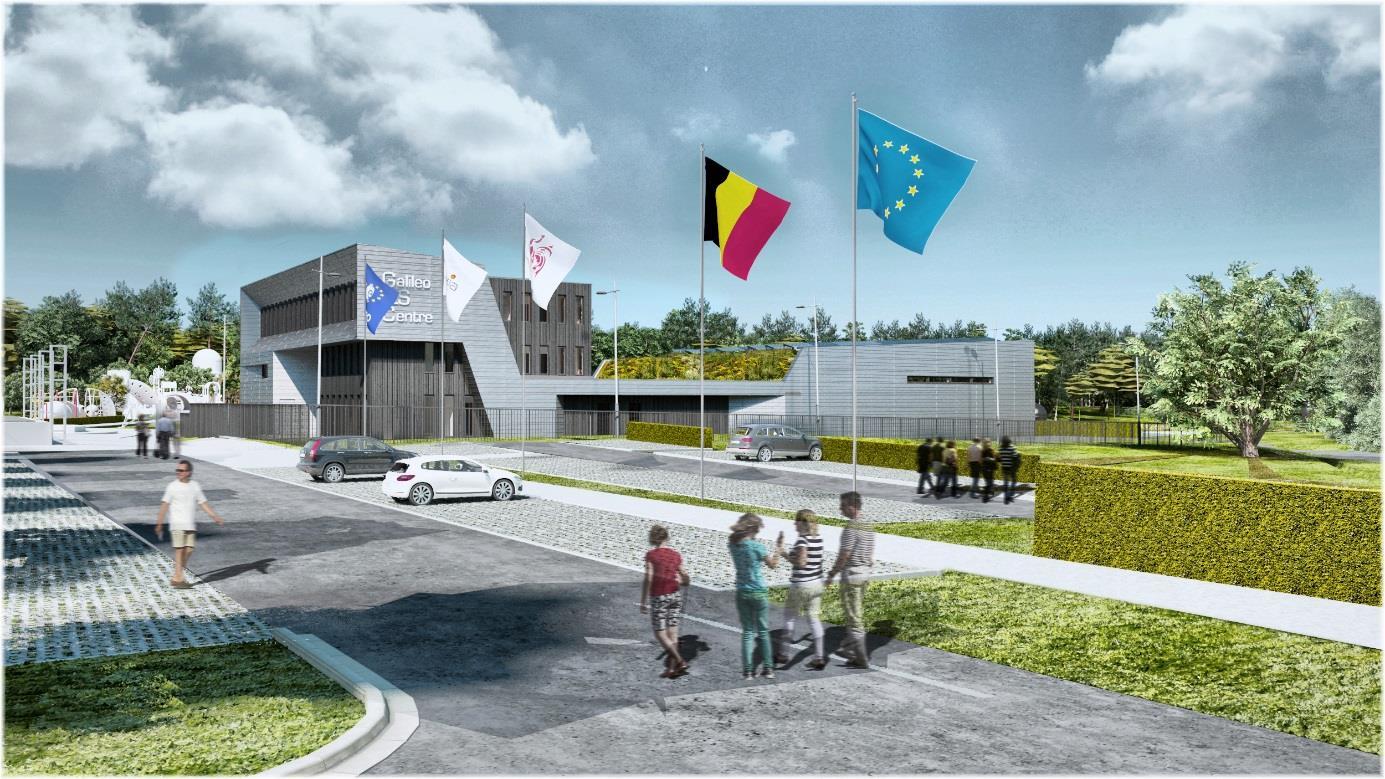 Le Centre ILS Galileo s'implante à Galaxia à Transinne