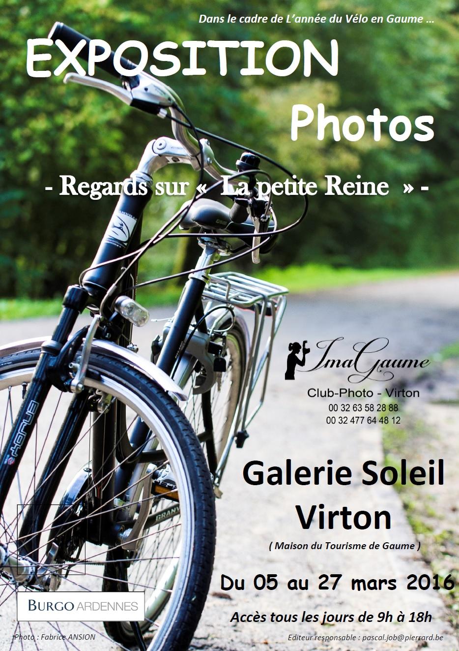 Exposition de photos à Virton
