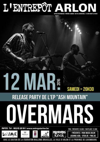 Release Party à Arlon