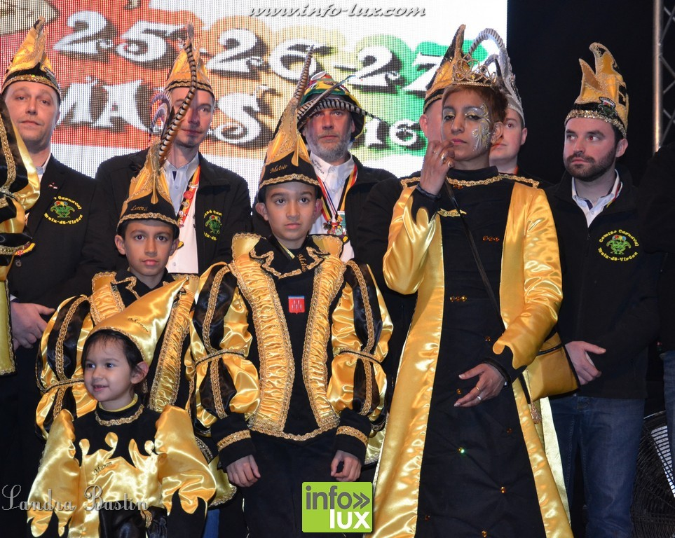 Carnaval de MEIX-DEVANT-VIRTON 2016- photo de Sandra Bastin