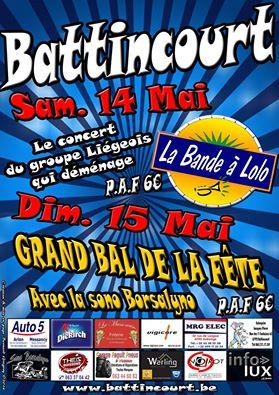 Fête à Battincourt