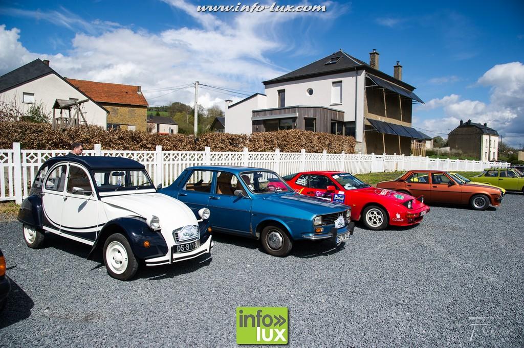 Rallye Voitures à Lamorteau