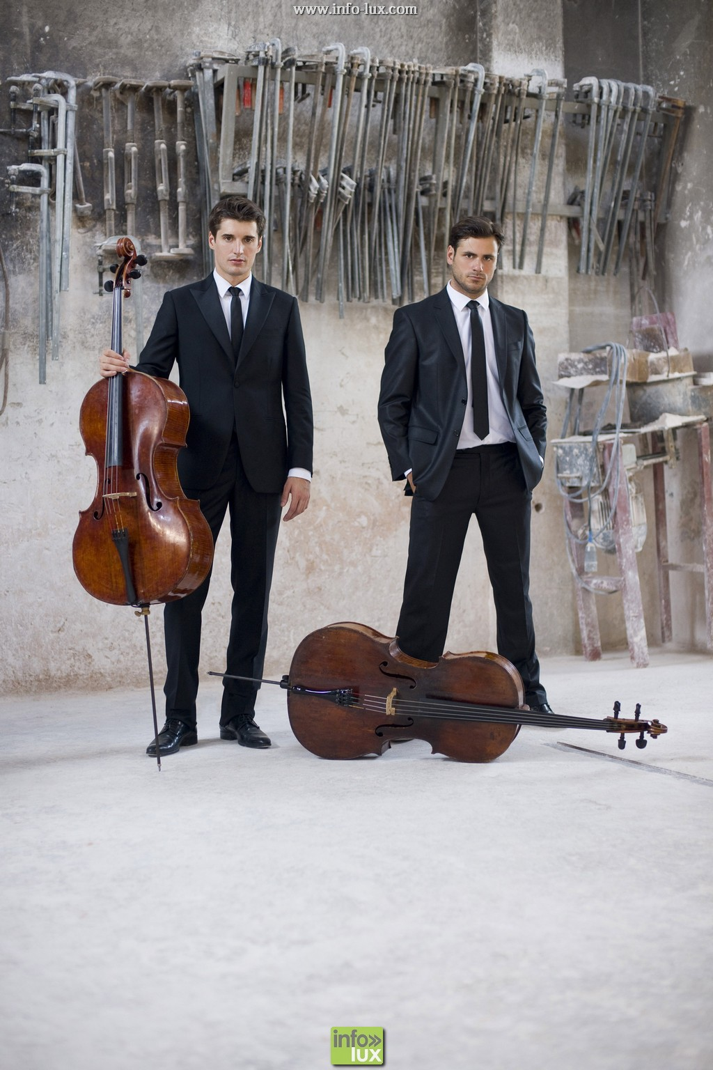 2Cellos – Rockhal Luxembourg