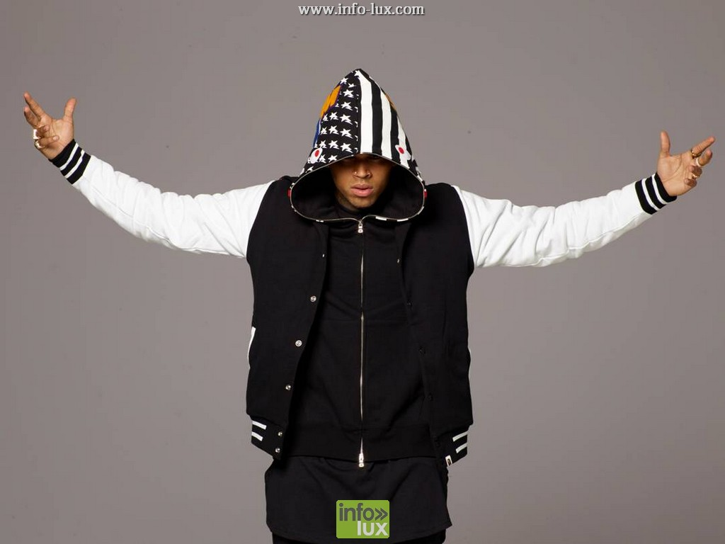 Chris Brown – Rockhal Luxembourg