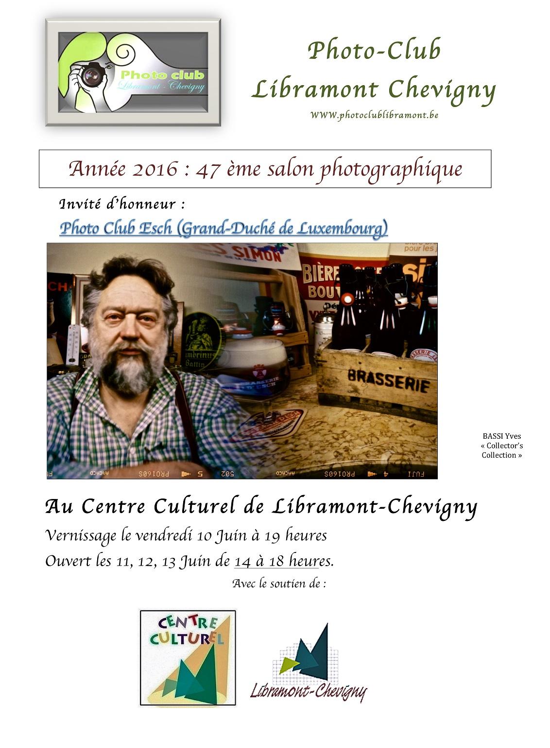 Salon photographique à Libramont