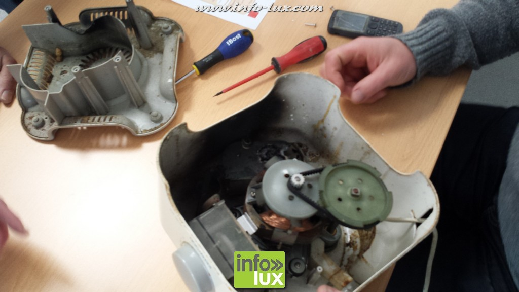 Repair Café à Neufchâteau
