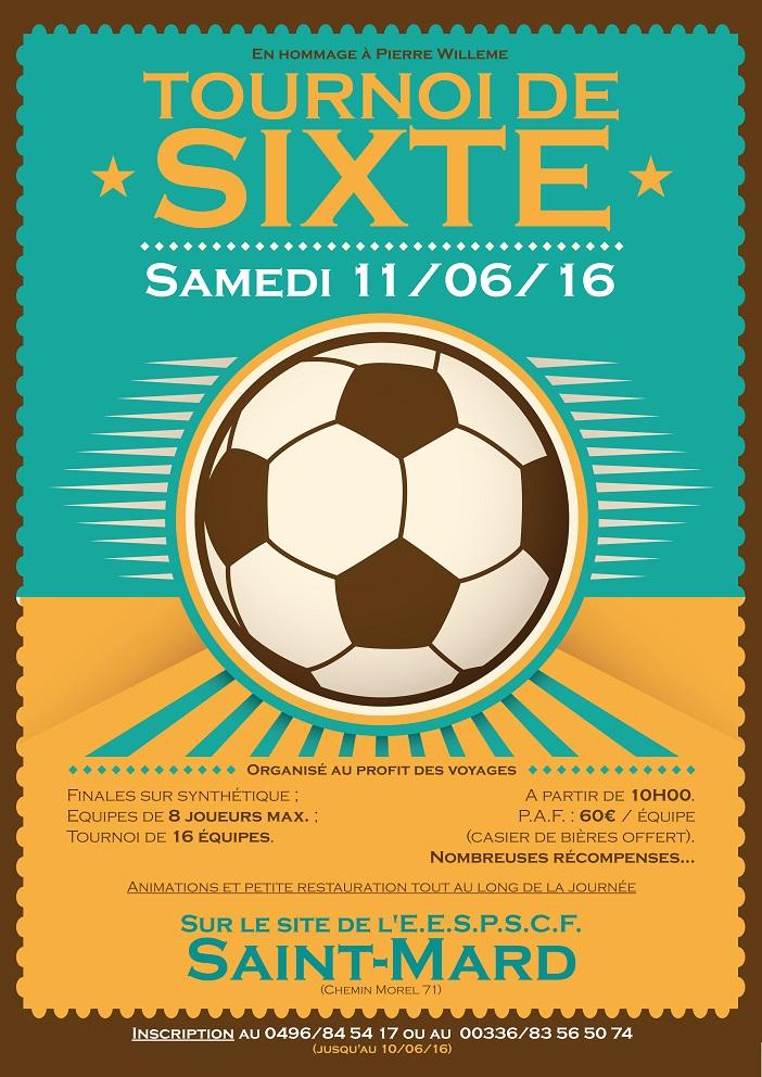 Tournoi de Sixtes a Saint-Mard