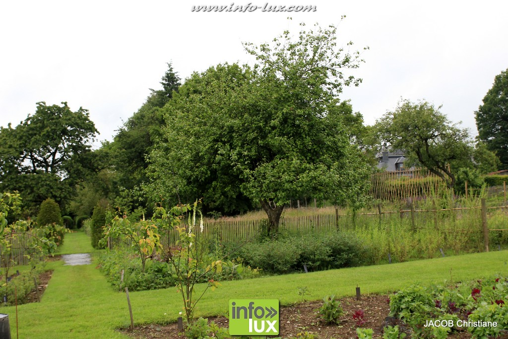"Jardin'Le ""Bouillon blanc"" à Sensenruth"