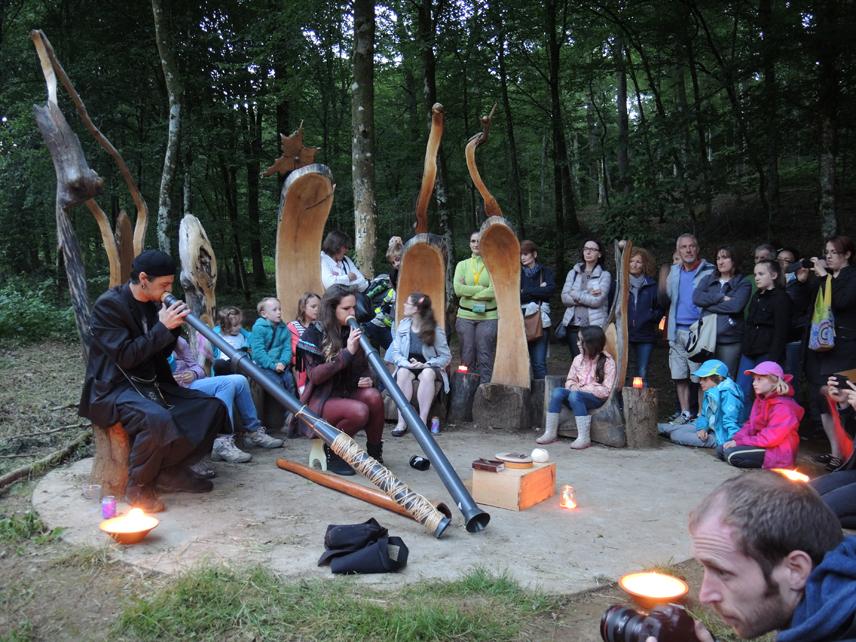 didgeridoo Elise Claudot