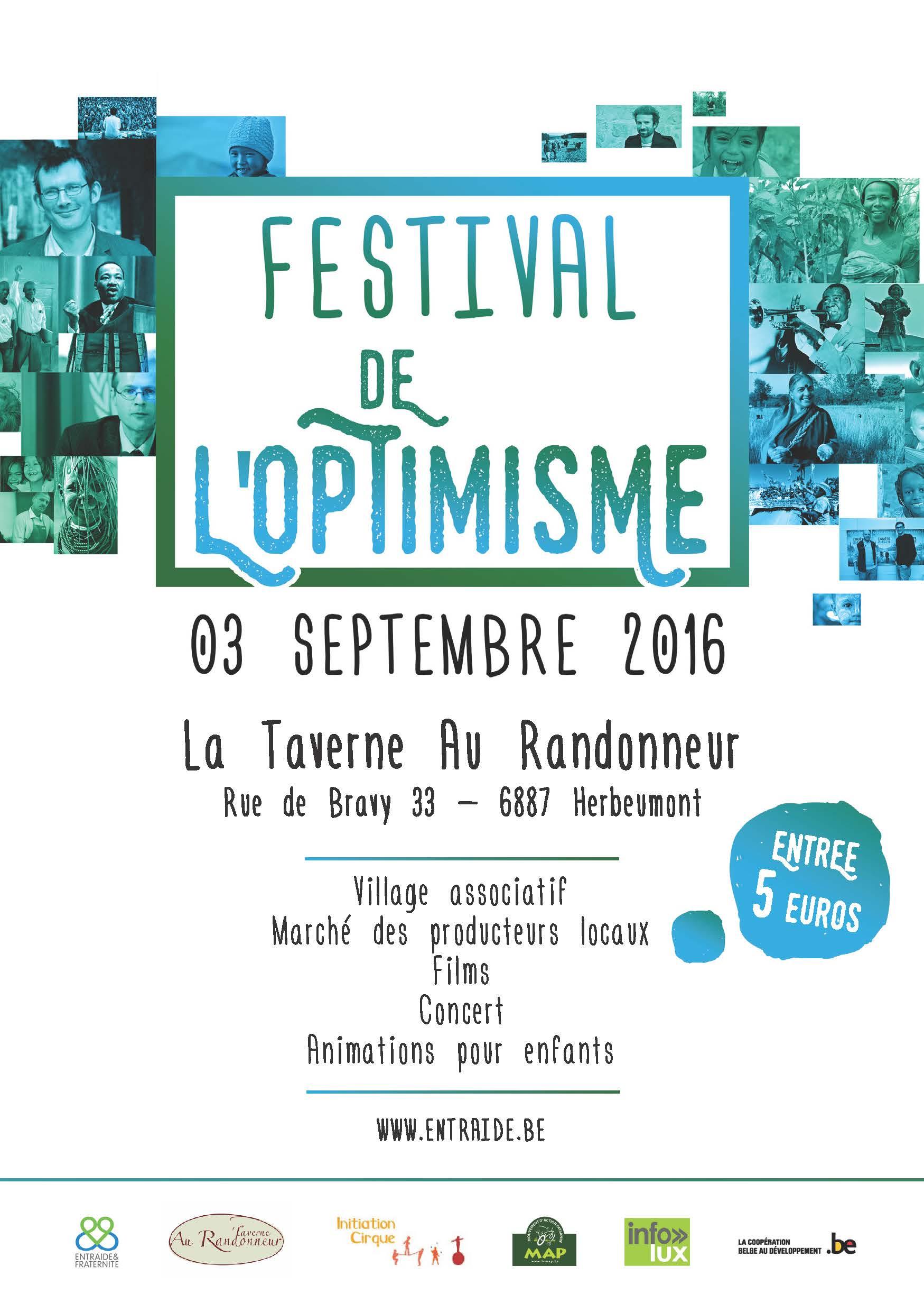 Festival de L'optimisme à Herbeumont