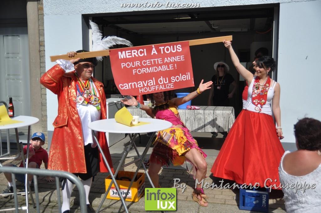 Carnaval du Soleil d'Houffalize -photos reportage 3 – 2016