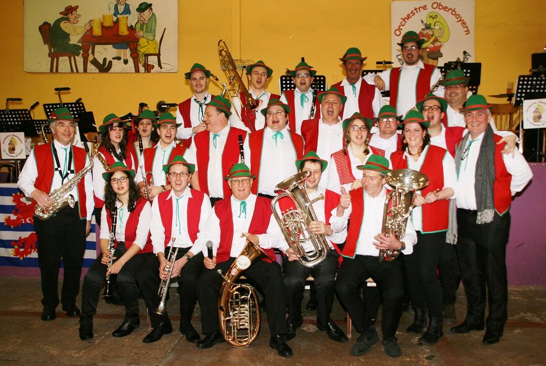 Soirée Oberbayern à Arlon