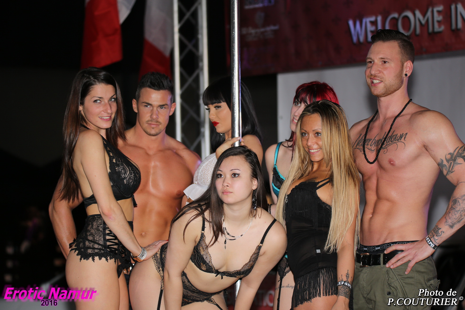 Erotic Show à Libramont 2016