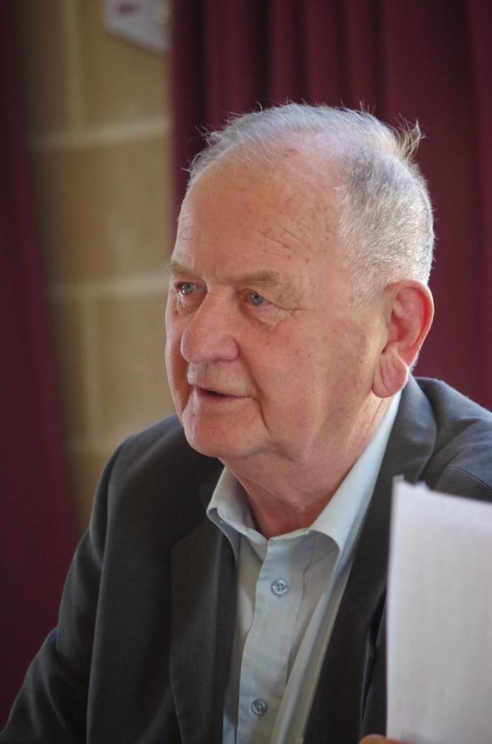 GODEFROID : nominé Jacques Lambermont