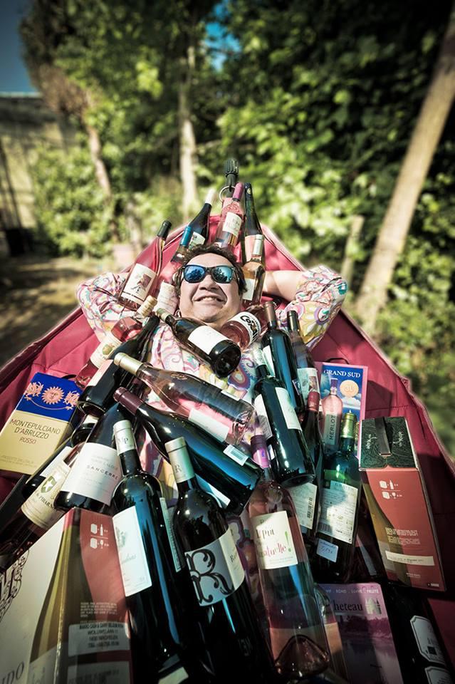 Découverte du monde viticole  à La Roche-en-Ardenne