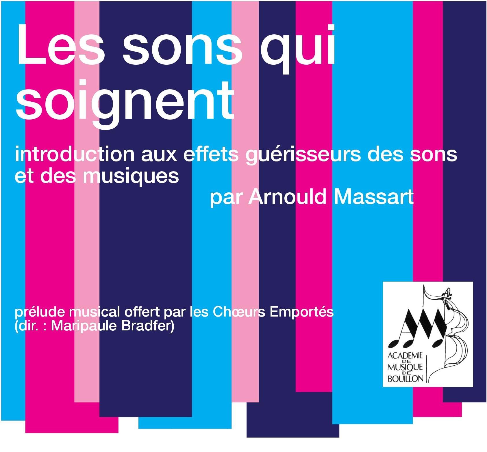 Conférence de l Académie de  Bouillon