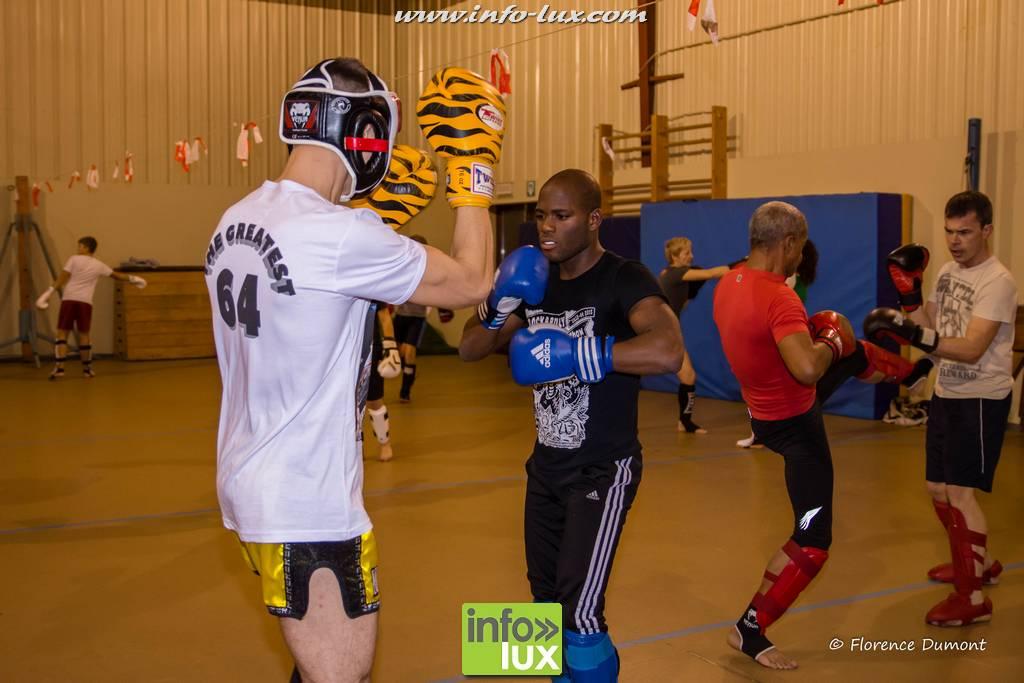 Boxe à Florenville – photos
