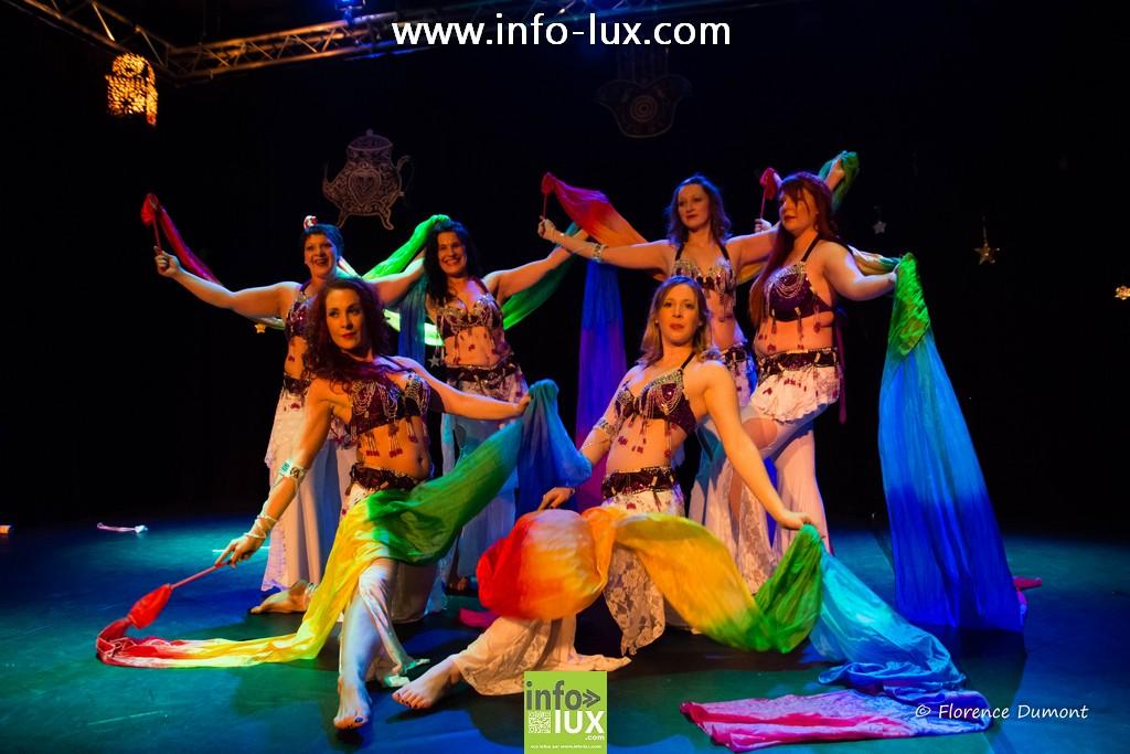 Spectacle de danses orientales de Florenville