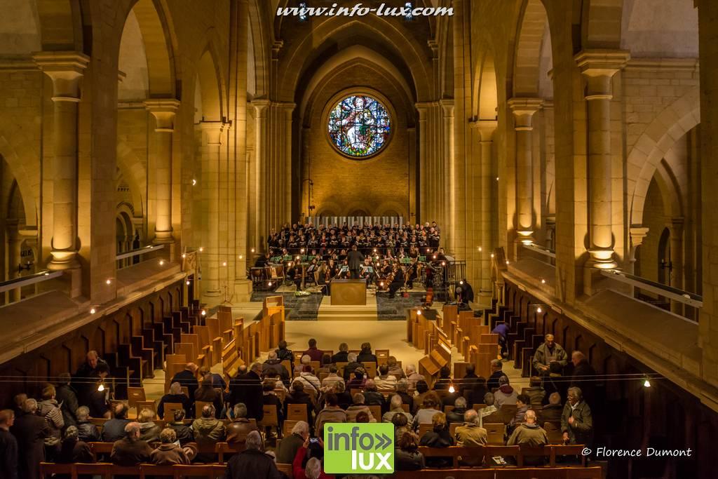Concert à l'Abbaye d'Orval : photos reportage
