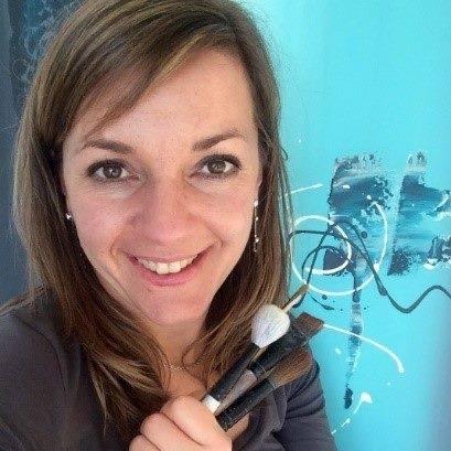 Florenville : Murielle Emond, artiste peintre