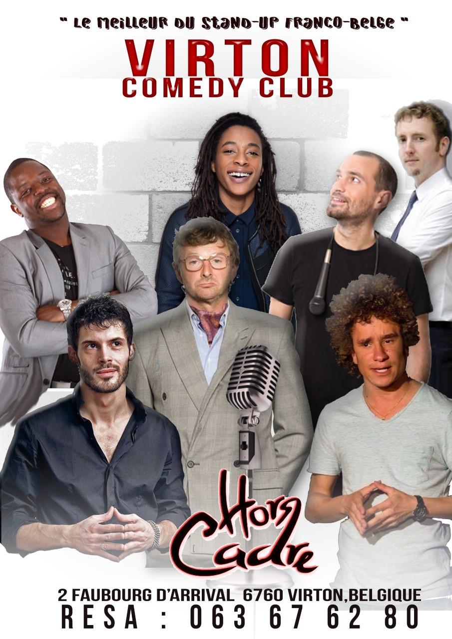 Virton : Comedy Club