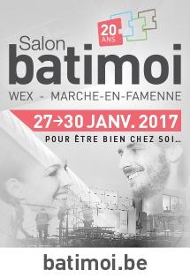 BATIMOI au WEX de Marche-en-Famenne
