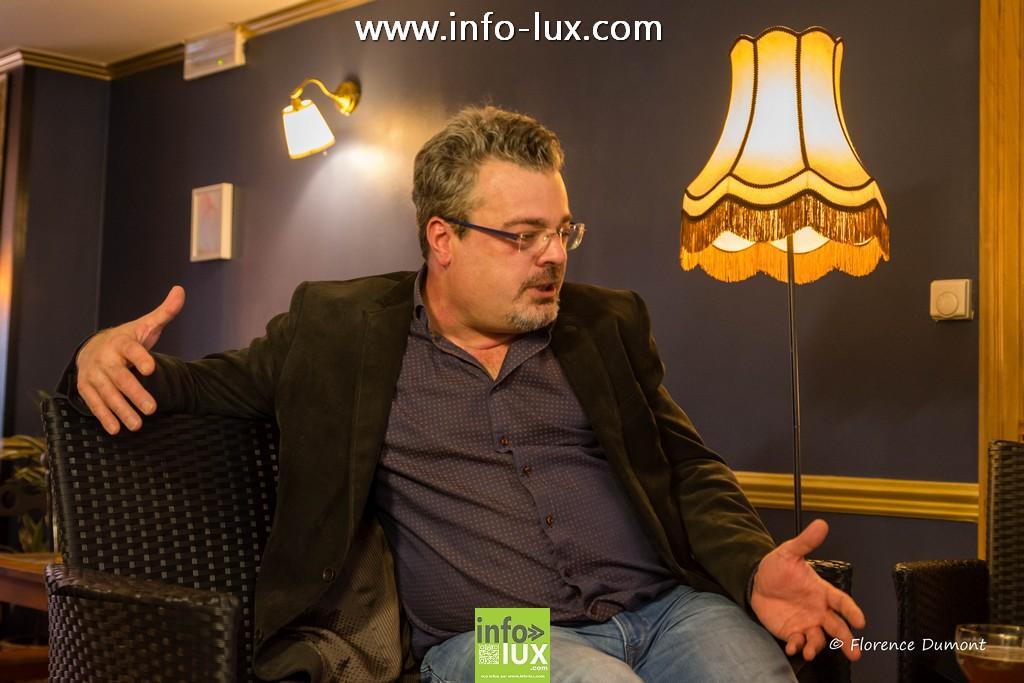 Sébastien Pirlot présente son livre à Florenville