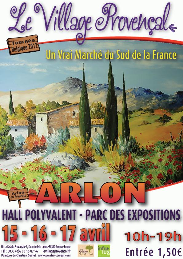 Le Village Provençal à Arlon