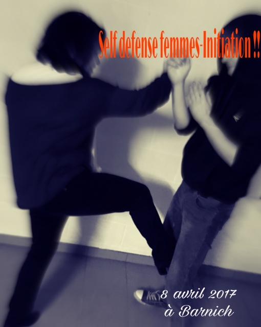 Atelier 'Self Défense' à Arlon