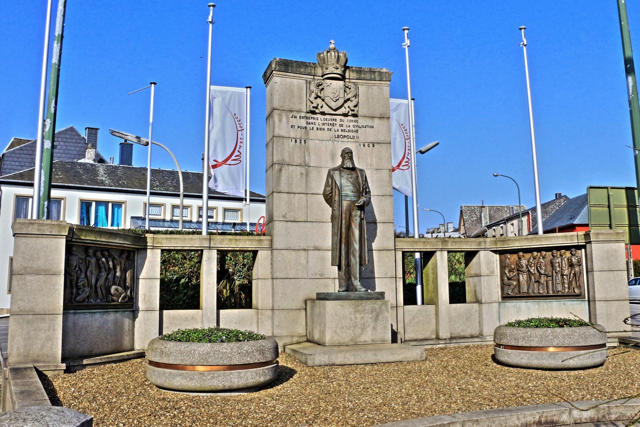 Les monuments historiques d'Arlon