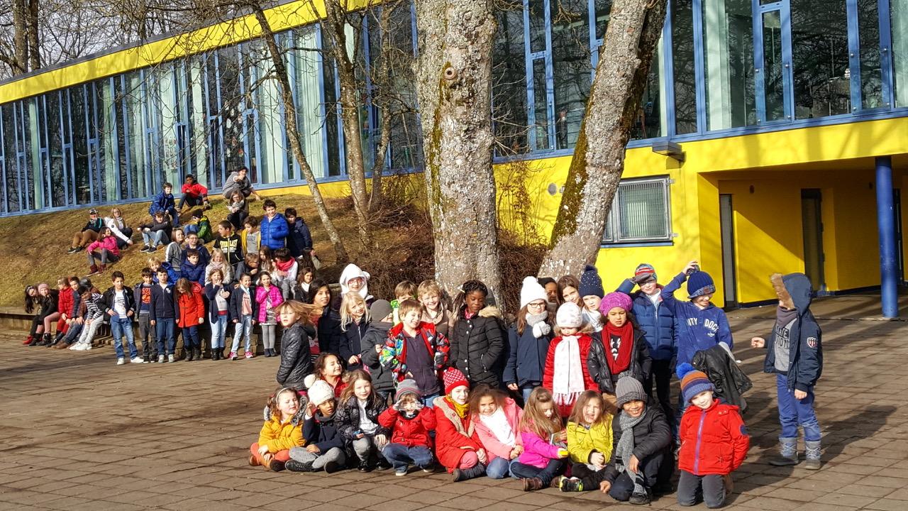Une école verte au coeur de la ville d'Arlon